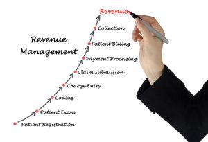 Presenting diagram of Revenue Management